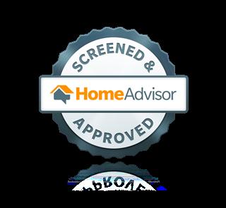 HomeAdvisor Logo with Shadow